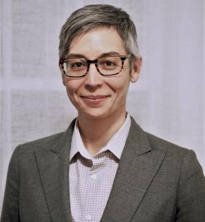 Portrait of Inger Brink