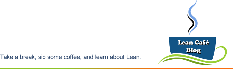 Lean Cafe Blog logo